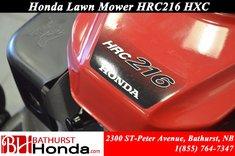 9999 Honda HRC216HXC