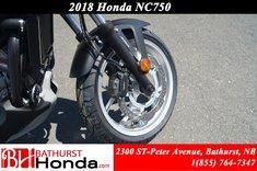 Honda NC750 ABS 2018
