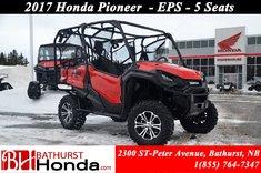 Honda Pioneer 1000 5 seats 2017