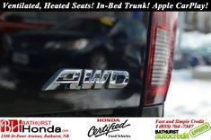 2017 Honda Ridgeline BLACK EDITION
