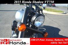 2015 Honda Shadow VT750