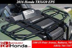 2016 Honda TRX420 EPS