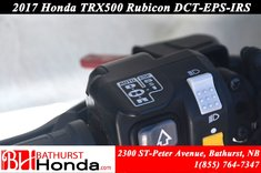 Honda TRX500 Rubicon DCT-EPS-IRS 2017