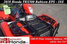Honda TRX500 Rubicon IRS EPS 2018