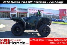 Honda TRX500 Foreman 2018