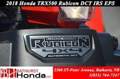 Honda TRX500 Rubicon DCT-EPS-IRS 2018