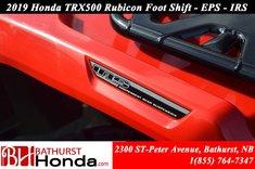 Honda TRX500 Rubicon IRS EPS 2019