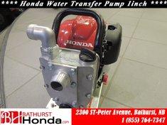 2018 Honda WX10K1