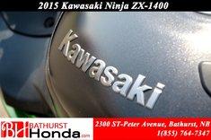 2015 Kawasaki NINJA ZX-1400CC