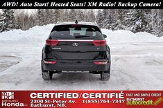 2017 Kia Sportage EX - AWD