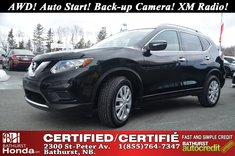 Nissan Rogue S - AWD 2015
