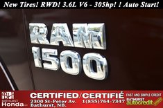 Ram 1500 Outdoorsman - RWD 2015