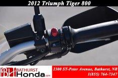 Triumph Tiger 800 ABS 2012