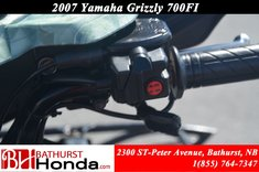 Yamaha Grizzly 700FI 2007