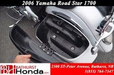 2006 Yamaha Road Star 1700