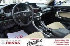 2015 Honda Accord V6 Coupe EX-L w/Navi