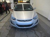 2016 Hyundai Elantra BALANCE DE GARANTIE