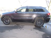 Jeep GRAND CHEROKEE LIMITED Limited 2018