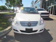 Mercedes-Benz B-Class B 200 2011