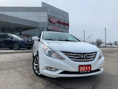 2011 Hyundai Sonata 2.0T Limited at