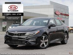 2019 Kia Optima SX Turbo