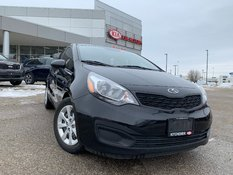 2014 Kia Rio LX 6sp MANUAL TRANSMISSION