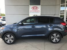 2015 Kia Sportage 2.4L LX AWD at
