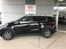 2018 Kia Sportage EX AWD - CPO Platinum Edition