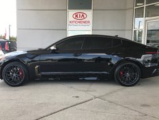 2019 Kia Stinger Black Edition