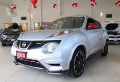 2013 Nissan Juke Nismo AWD CVT