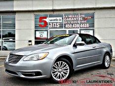 2013 Chrysler 200 *TOURING*CONVERTIBLE*V6*LOW KILO*SIÈGE CHAUFFANT*