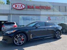 Kia Stinger GT Limited ** Cuir Rouge** V6 Bi-Turbo ** 2018