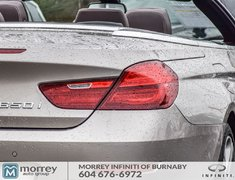 2016 BMW 650I CONVERTIBLE 650i xDrive