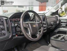 2017 Chevrolet Silverado 1500 LT Z71 4x4 AFTERMARKET RIMS BIG TIRES