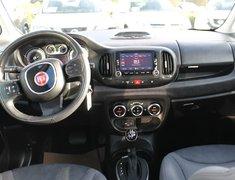 2014 Fiat 500L LOUNGE AUTO LEATHER LOW KMS