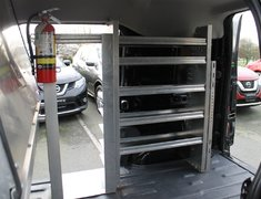 2012 Ford Transit Connect XLT CARGO PARTITION AND SHELVING INCLUDED