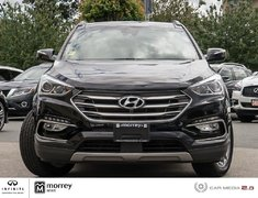 2017 Hyundai Santa Fe Sport 2.0T ULTIMATE LEATHER NAVIGATION NO ACCIDENTS!