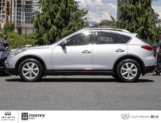 2009 Infiniti EX35 LEATHER SUNROOF HEATED SEATS LOW KMS!