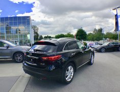 2012 Infiniti FX35 Navigation Deluxe Touring Package