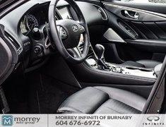 2017 Infiniti Q50 3.0t 300HP Sport Driver Assistance Package