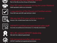 2018 Infiniti Q50 3.0T SIGNATURE MODEL ULTRA LOW KMS