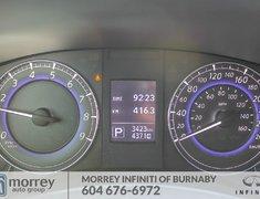 2017 Infiniti QX50 Navigation Package Ex-Demo