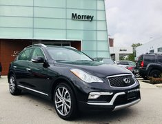2017 Infiniti QX50 AWD Navigation Package Demo Special