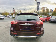2017 Infiniti QX50 Premium Package -Well Equipped