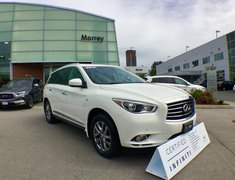 2014 Infiniti QX60 Premium - Ultra Low KMs