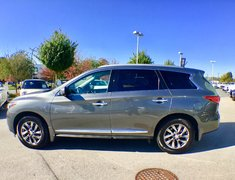 2015 Infiniti QX60 Premium Navigation Package