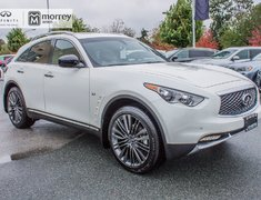 2017 Infiniti QX70 Limited Technology Package
