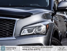 2016 Infiniti QX80 Base - Well Equipped
