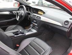 2012 Mercedes-Benz C-Class C 250 LOW KMS NAVIGATION