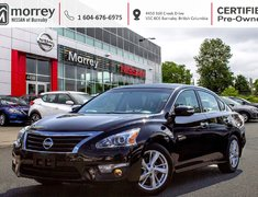 2015 Nissan Altima SL LEATHER SUNROOF LOW KMS
